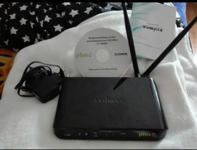 Router EDIMAX LT-6408n