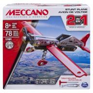 Meccano Model 2 w 1 Samolot