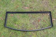 Podstawka, ramka akwarium 80x35 profil