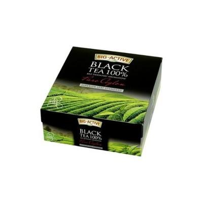 Big Active Black Tea Czarna Herbata 100% 200g 100T
