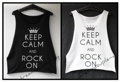 Koszulka Wyciete Pachy Keep Calm Bokserka Yolo M 4752659153 Oficjalne Archiwum Allegro