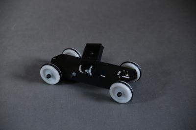 Wózek Dolly slider z napędem skrętny