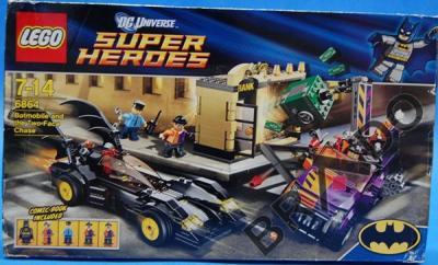 LEGO SUPER HEROES 6864 Pościg  Zabrze