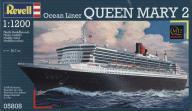 Model do sklejania REVELL Statek Queen Mary 2 Ocea