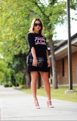 0f926efed0 bluza sukienka ZARA NOWA Fearless poszukiwana M - 6674763381 ...