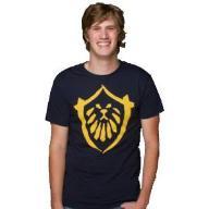 Warcraft Blizzard L / XL Alliance t-shirt BOX film