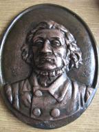 MEDAL Adam Mickiewicz PLAKIETA