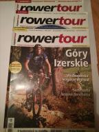 Zestaw 3 szt. ROWER TOUR  05.2010,04.2010,08.2011