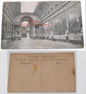 Stara pocztówka, Versailles - Galerie des Bataille