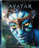 Avatar 3D - Blu-ray 3D/2D + DVD