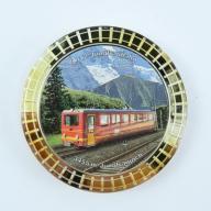 Numizmat - Szwajcaria - Kolej -lustro - B228