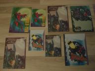 Karteczki Speider-Man MARVEL 1997 i Batman 1997