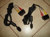 Kabel AV oryginalny SONY PSX PS2 PsOne