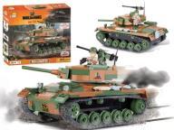 Army KLOCKI WORLD OF TANKS Czołg M24 CHAFFEE Cobi