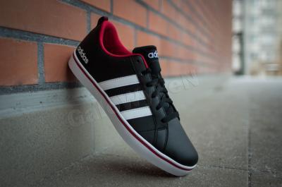 Buty męskie adidas pace vs f99610 czarne, nowość Zdjęcie