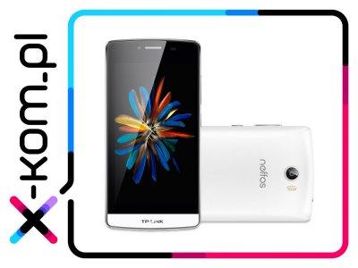 Smartfon TP-LINK Neffos C5 LTE 5'' HD 2/16GB QUAD