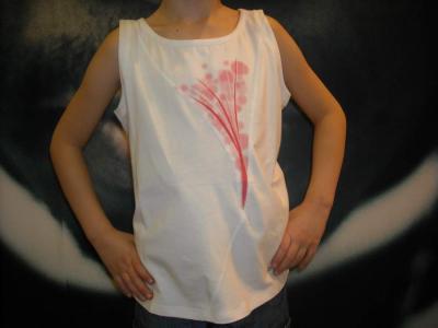 Bluzka top na ramiączkach REEBOK  Rozmiar 152cm