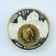 5 Rappen 1992 Szwajcaria + numizmat BERN - B289