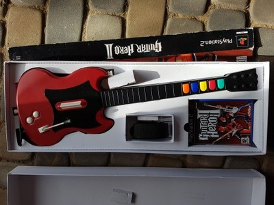 GITARA  GUITAR HERO PS2