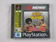 READY 2 RUMBLE BOXING PSX/PS2/PS3 SKLEP BDB!