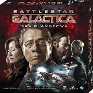 Battlestar Galactica PL + koszulki i inne bonusy