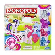 MONOPOLY JUNIOR MY LITTLE PONY B8417 Polska