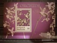 Czysty Flora Kwiaty Orchidee - Antigua i Barbuda