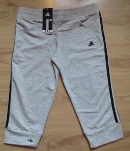 Spodnie adidas CLIMALITE EI5563   odcienie szarego