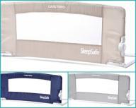 Barierka na łóżko SleepSafe Caretero różne kolory