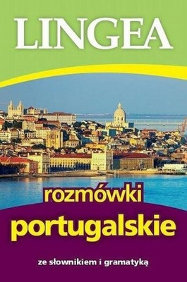 Rozmówki portugalskie ze słownikiem i gramatyką