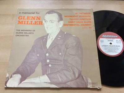 The Glenn Miller Orchestra  A Memorial VG/F