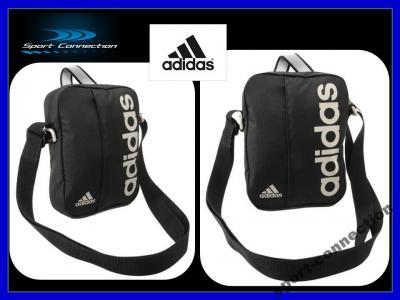 083c8a576a6f9 Saszetka sportowa Adidas LINEAR torba na ramię - 5103171816 ...