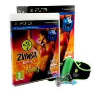 ZUMBA FITNESS JOIN THE PARTY Z PASEM PS3 PAS FOLIA