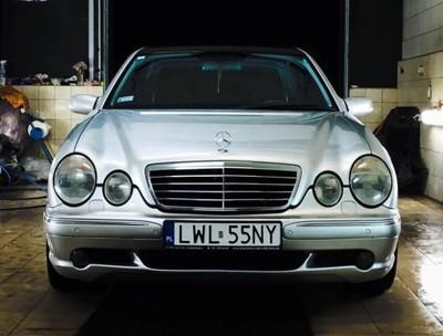 Mercedes E55 Amg W210 Bez Kaganca 6887005753 Oficjalne Archiwum Allegro