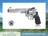 Rewolwer Smith&Wesson 327 TRR8 SILVER+MEGA ZES
