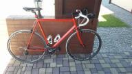 Rower szosowy kolarzówka shimano 105 2x10s