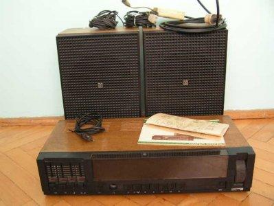 Radio Unitra Diora Amator Stereo z głośnikami - 6536991792 ... 4435c8fef8