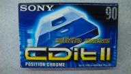 SONY CD IT II 90 / nowa FOLIA kaseta