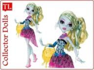 Monster High Upiorna Impreza Lagoona X4530