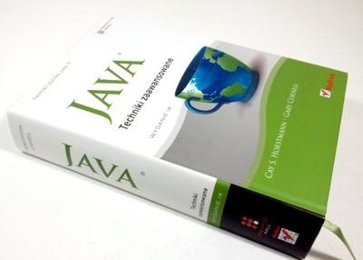 Horstmann Java Techniki Zaawansowane Wydix D57 6818288142