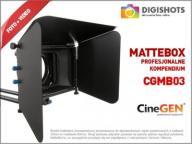 Matte Box CineGEN CGMB03 KOMPENDIUM
