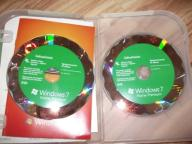 Windows 7 Home Premium 32/64 bit - BOX UPGRADE