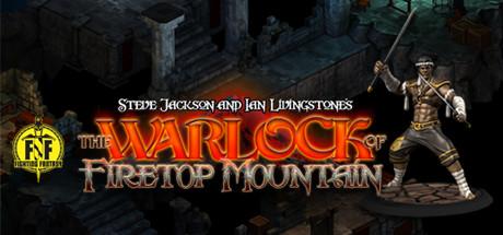 The Warlock of Firetop Mountain steam key