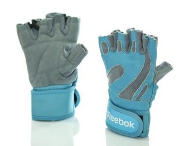 Rękawiczki Reebok Trening, Siłownia r.S
