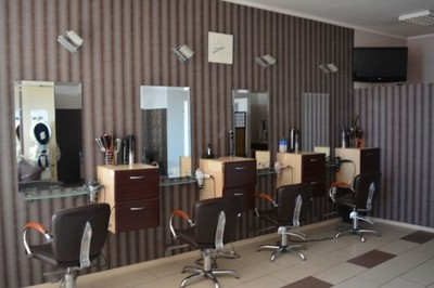 Meble Do Salonu Fryzjerskiego Uzywane 6862579423 Oficjalne Archiwum Allegro