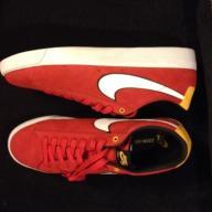 Męskie buty NIKE 48.5 Nowe z UK, czerwone
