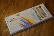 FABER CASTELL kredki ołówkowe 12 sztuk
