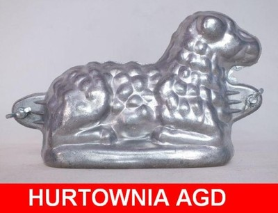 Forma Do Pieczenia Ciasta Baranek Wielkanocny 6007794592 Oficjalne Archiwum Allegro