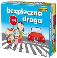 Gra planszowa - Bezpieczna droga