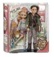 EVER AFTER HIGH 2 PAK ASHLYNN ELLA i HUNTER BFX07